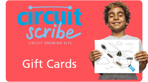 Circuit Scribe Gift Cards