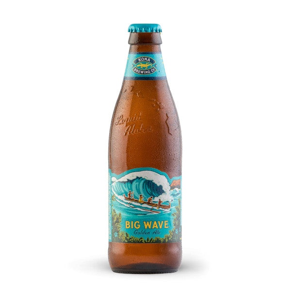 BIRRA KONA BIG WAVE ML355/VETRO