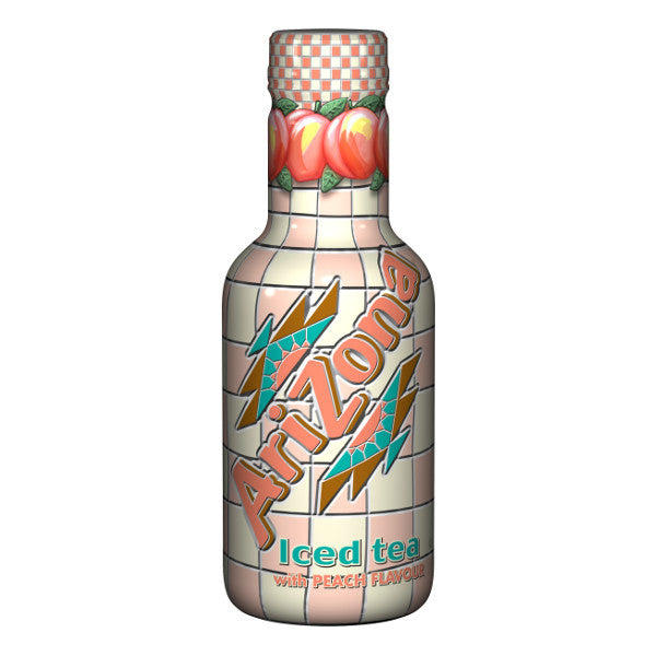 Arizona Peach (Pesca) Tea 500ml Pet
