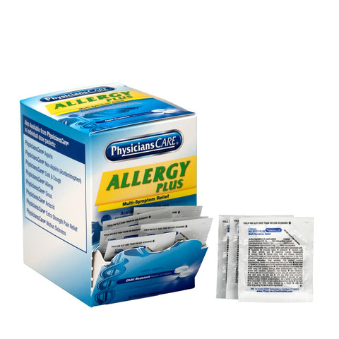 Physicians Care Allergy Plus