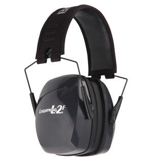 Howard Leight Leightning L2F Folding Earmuffs, NRR27