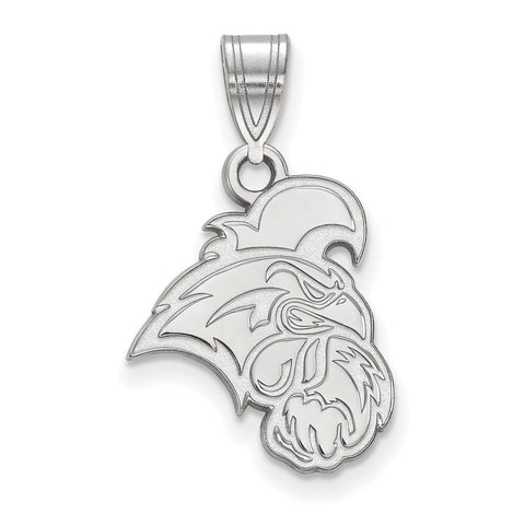 Sterling Silver LogoArt Coastal Carolina University Medium Pendant