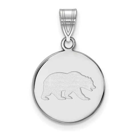 10kw LogoArt University of California Berkeley Medium Disc Pendant