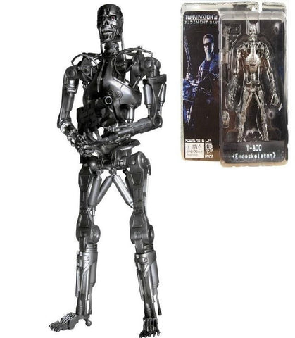 NECA Terminator 2: Endoskeleton  [Battle Damaged] Series 2 - Collectors Row Inc.