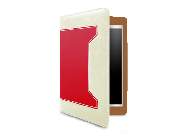 Brief Series for iPad mini Case - White
