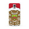 Samsung Galaxy Case Christmas Series - Brown GingerBread | Ultra-case.com
