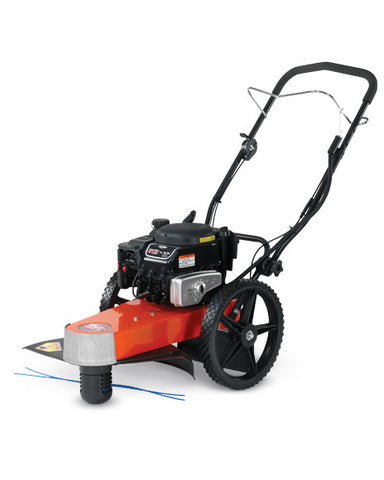 DR TR4 Premier Plus Electric Start Trimmer Mower - DR Machines