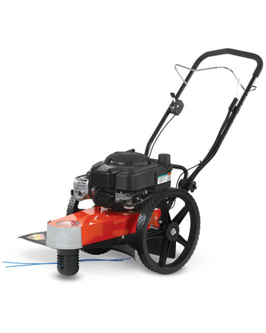 DR TR4 8.75 B & S Pro Electric Start Trimmer Mower - DR Machines - 1
