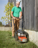 DR TR4 Pro Recoil B&S 875 Trimmer Mower - DR Machines - 4