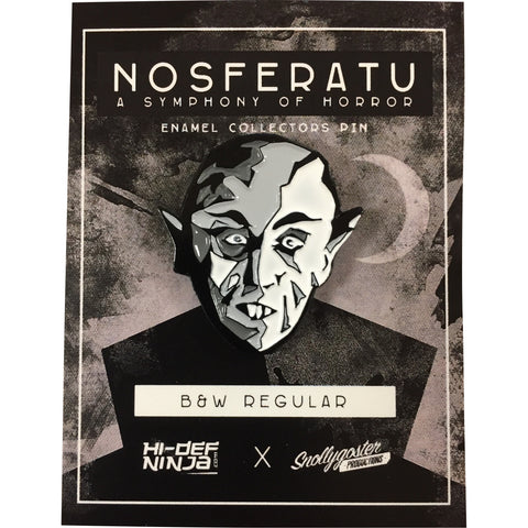 Nosferatu Collector's Pin