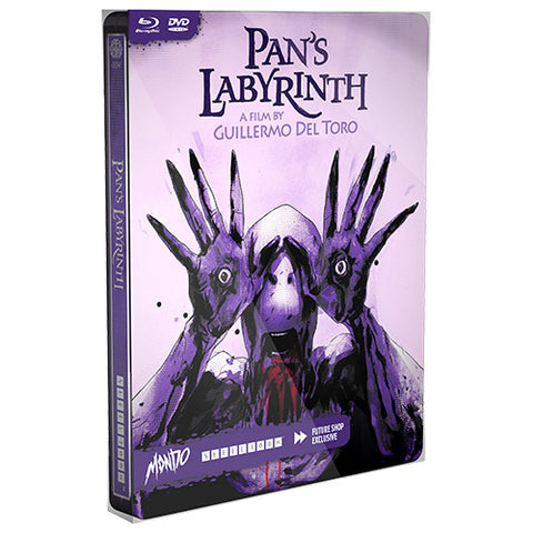 Pans Labyrinth Mondo SteelBook