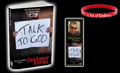 Talk to God - Signed