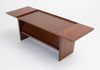 Coffee Table with Display Shelf by Edward Wormley for Dunbar