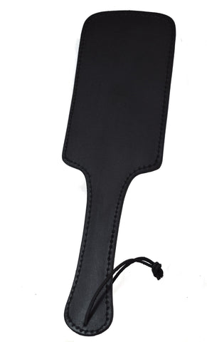 "16"" Leather Wide Spanking Paddle"