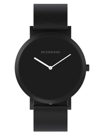 deondane black on black watch