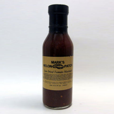 Sun Dried Tomato Marinade