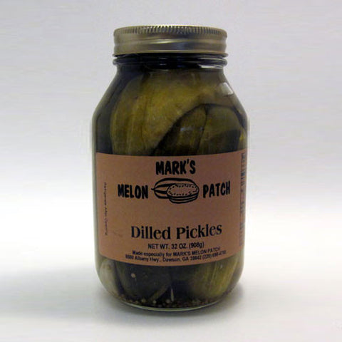 Dilled Pickles