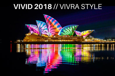 VIVID 2018 - Light, Music and Ideas