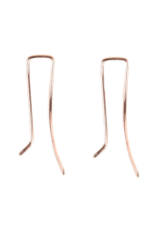 Curve Cuff Earrings