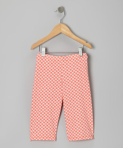 Orange Triangle Sun Short