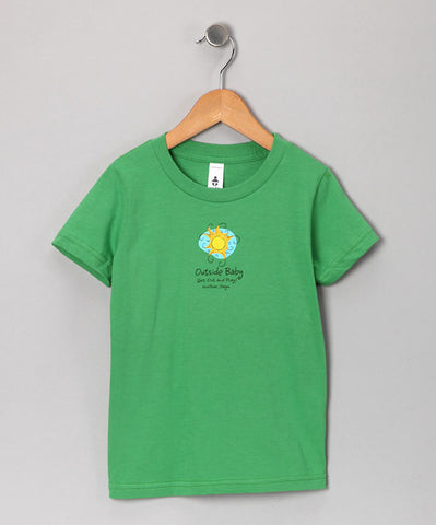 Outside Baby T-Shirt