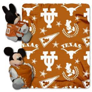 Texas Longhorns Blanket Disney Hugger (CDG)