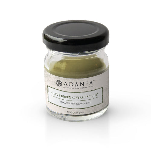Olive Green Australian Clay Travel Size (30g)