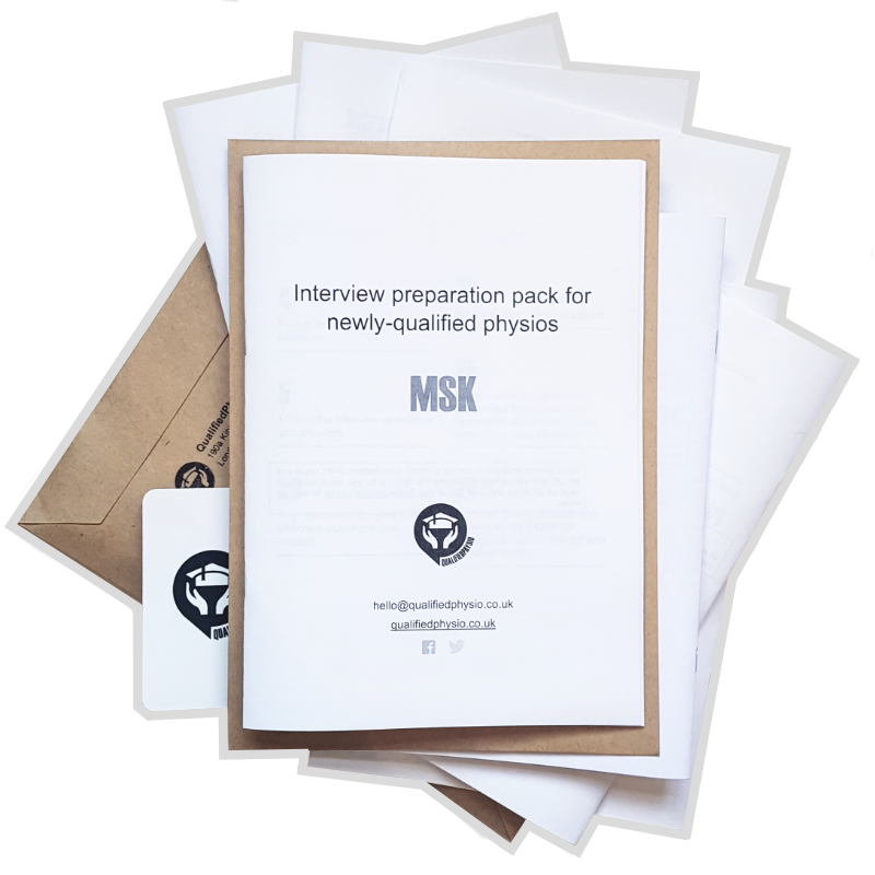 MSK interview preparation pack | QualifiedPhysio