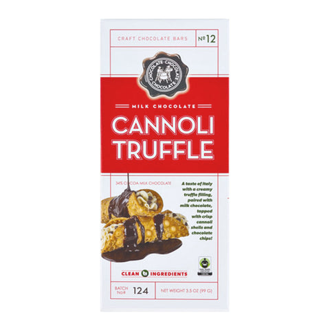 Cannoli Truffle Bar - #12