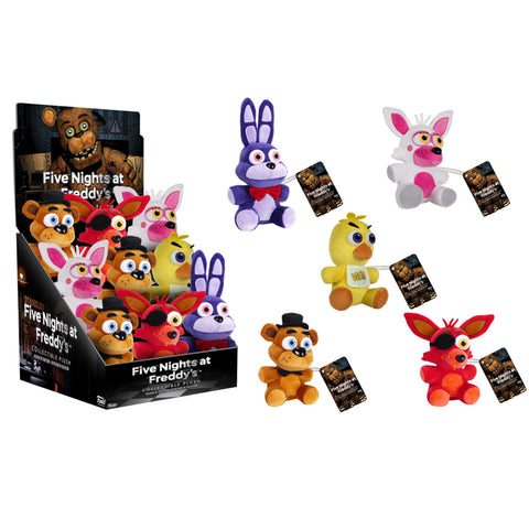 Collectible Plushies: Five Nights at Freddy's™ Wave 1