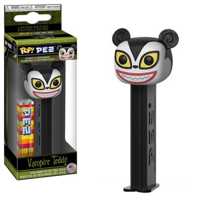 Funko POP! PEZ: NBC - Vampire Teddy