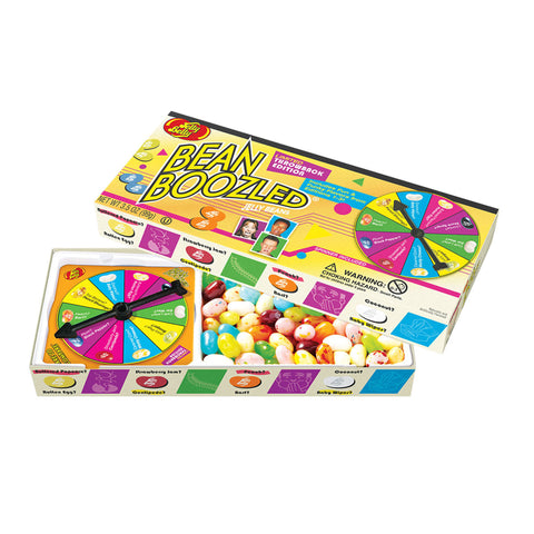 BeanBoozled Jelly Bean Spinner Gift Box (Throwback Edition)