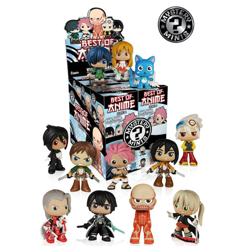 Mystery Minis Blind Box: Best of Anime Series 1