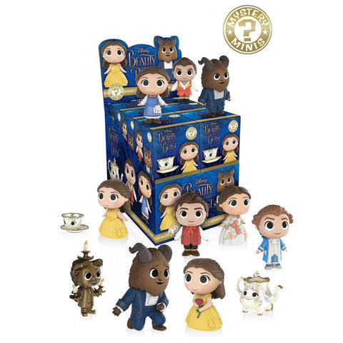 Mystery Minis Blind Box: Beauty and the Beast