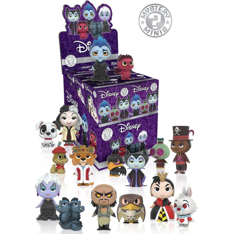 Mystery Minis Blind Box: Disney Villains