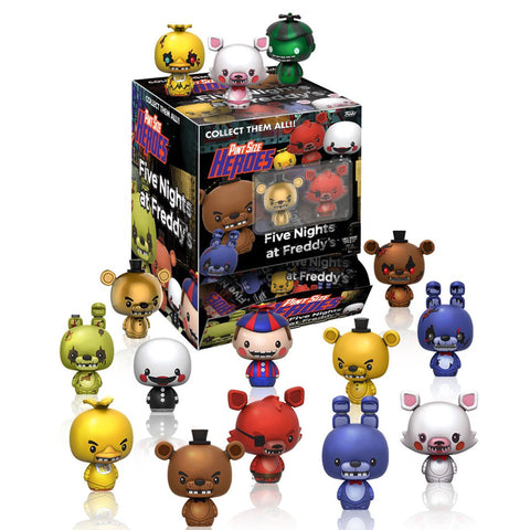 Pint Size Heroes: Five Nights at Freddy's