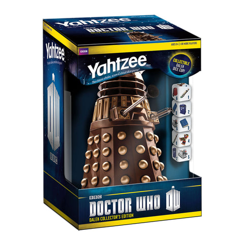 YAHTZEE®: Doctor Who Dalek Collector's Edition