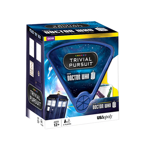 TRIVIAL PURSUIT®: Doctor Who Edition