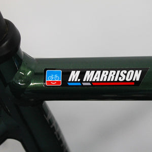 PeopleForBikes bike frame sticker