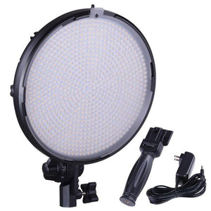 800 Ultra Bright Studio LED Light Panel Photo Lighting