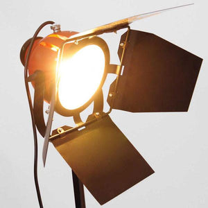 800w Dimmable Photo Video Focus Flood Light Head