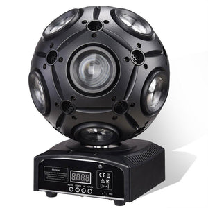 40w RGBM 4in1 LED Moving Ball Light DMX Stage Party Lighting