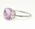 Rose de France Lavender Swirl Design Ring