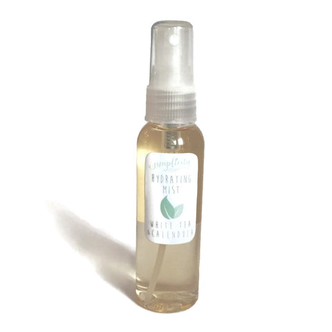 Hydrating Mist - White Tea & Calendula Setting Spray
