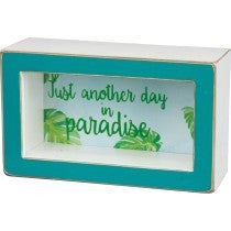 Shadow Box - In Paradise