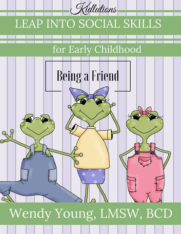 Leap Into Social Skills: Being a Friend