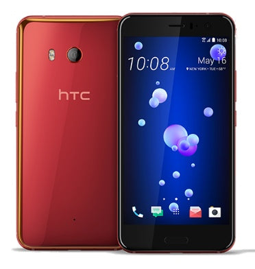 HTC U11 64GB SOLAR RED NEW/OPEN BOX
