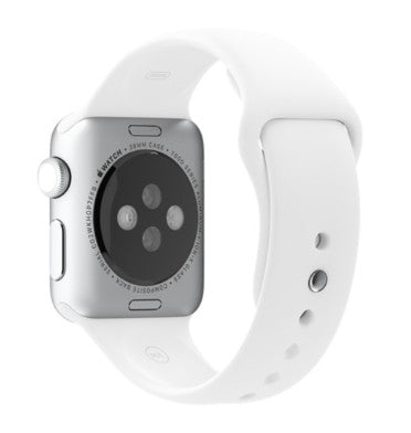 APPLE WATCH BAND 38mm WHITE SPORT