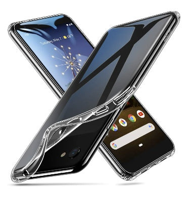 GOOGLE PIXEL 3A XL PREMIUM SLIM ZERO CASE CLEAR | ESR