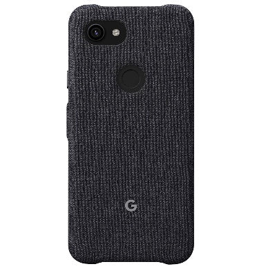 GOOGLE PIXEL 3A FABRIC CASE CARBON